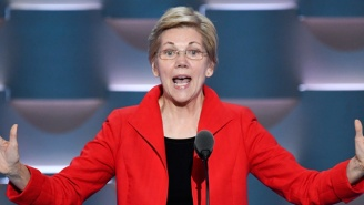 Watch Elizabeth Warren Rip Into Wells Fargo's CEO And Demand His Resignation For The Fake Account Scandal