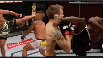 Cover Your Ears: The 15 Loudest Shots In MMA History