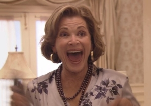 Jessica Walter Unfavorably Compares The Trumps To The Bluths From 'Arrested Development'