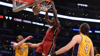 The Lakers Have Reached An Agreement With Luol Deng On A Four-Year Deal, Per A Report