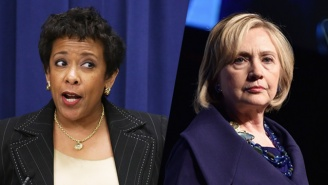 Attorney General Loretta Lynch Won't Block The FBI From Indicting Hillary Clinton, If They Decide To