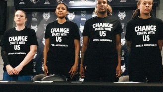 WNBA Players Staged A Boycott After Being Punished For Supporting Black Lives Matter