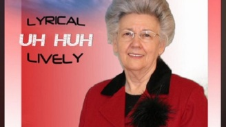 You Need To Hear This 74-Year-Old Grandma's Christian Rap Mixtape