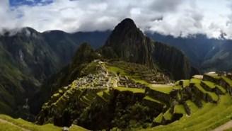 A Tourist Fell To His Death At Machu Picchu