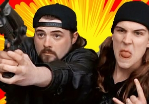 Kevin Smith Updates Fans On The 'Mallrats' TV Series, Including A Possible Affleck Appearance
