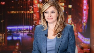 Maria Bartiromo Joins Others At Fox News In Supporting Roger Ailes