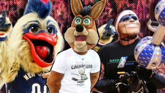 Ranking All Of The NBA's Mascots Based On Sheer Creepiness
