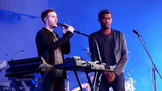 Massive Attack Unleashes Their Classic Track 'Eurochild' To Protest Brexit