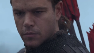 'The Great Wall' Director Says Casting Matt Damon Isn't Whitewashing
