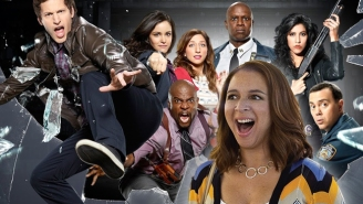 Maya Rudolph Is Now 'Brooklyn Nine-Nine' Bound In Season Four