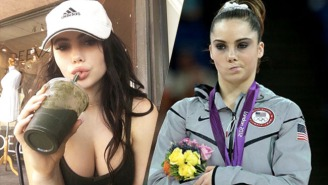 People Are Accusing Olympic Gymnast McKayla Maroney Of Getting Lip Filler Injections