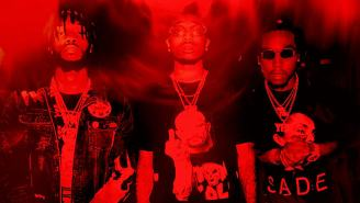 Stream Migos' New Five-Track EP, '3 Way,' While You Wait For 'No Label 3'