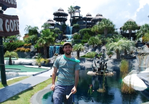 This Guy's 50-State Mini-Golf Road Trip Is The Stuff Of Summer Dreams