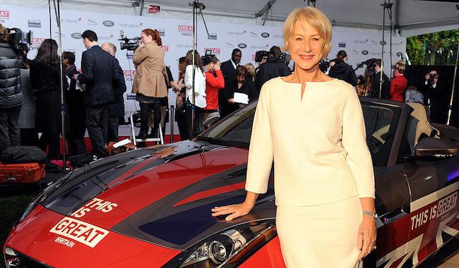 GREAT British Film Reception Presented By Jaguar Land Rover And Virgin Atlantic