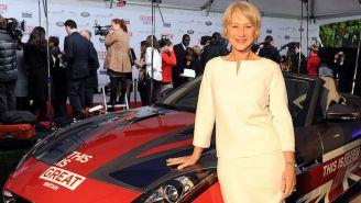 Dammit 'Fast 8,' Let Helen Mirren Drive!