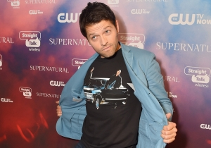 Misha Collins plans to 'humiliate' his 'Supernatural' co-stars with his scavenger hunt