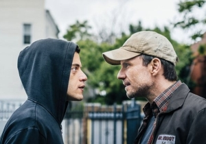 The 'Mr. Robot' Premiere Gave Us TV's Best Music Moment This Year