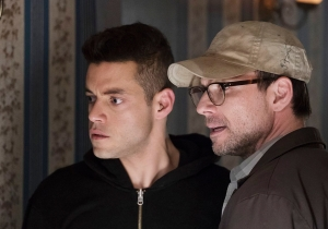 Review: Rami Malek continues to amaze in 'Mr. Robot' season 2