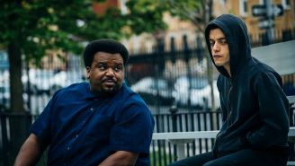 Review: Elliot goes to war with 'Mr. Robot' in the riveting season 2 premiere