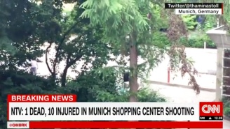 Several People Have Been Shot And Killed At Multiple Locations In Munich
