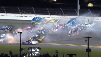 Over 20 Cars Wreck At Daytona In The Latest 'Big One'