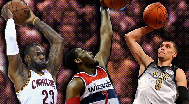 best dunkers in nba right now - best nba dunkers today