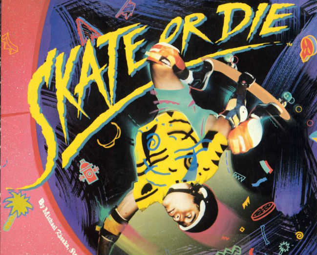 nes skate or die