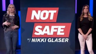 Nikki Glaser And Katie Nolan Get Serious To Talk About Rape On College Campuses