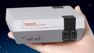 Nintendo Is Celebrating The Release Of The NES Classic By Bringing Back Their Power Line For A Weekend