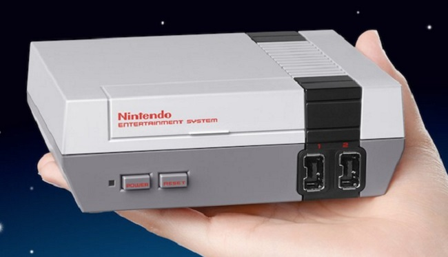 Nintendo's Mini-NES Gets Cracked Open, And Here's What's Inside