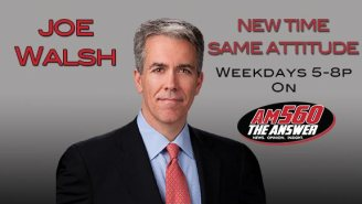 Former Congressman Joe Walsh Issues Threat To Obama: 'Watch Out…Real America Is Coming For You'