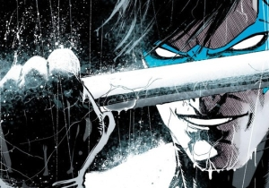 Dick Grayson Is Back In Spandex In Our Exclusive Preview Of 'Nightwing: Rebirth'