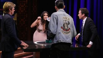 Denis Leary, Shay Mitchell and G-Eazy play Catchphrase on 'Tonight Show'