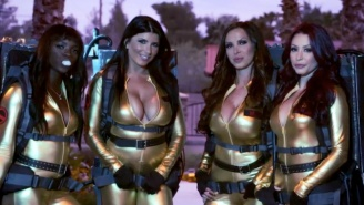 There's Already An All Female 'Ghostbusters' Porn Parody, Because Of Course There Is
