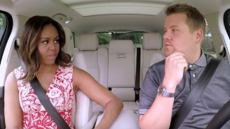 What's On Tonight: 'Mr. Robot' Gets Crazy And Michelle Obama Does Carpool Karaoke With James Corden