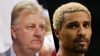 George Hill Found Out He Was Traded By Larry Bird In The Most Heartless Way Imaginable