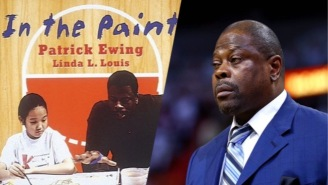If You Have Kids, You Must Get Patrick Ewing's Self-Penned Children's Book 'In The Paint'