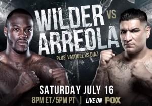 Bellator 158 And Premier Boxing Champions: Wilder Vs. Arreola Combat Sports Live Discussion