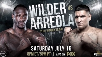 Bellator 158 And Premier Boxing Champions: Wilder Vs. Arreola Combat Sports Live Discussion