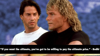 'Point Break' Lines To Live Your Life By