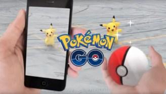 'Pokemon Go' Has Renewed Hollywood's Interest In That 'Pokemon' Movie