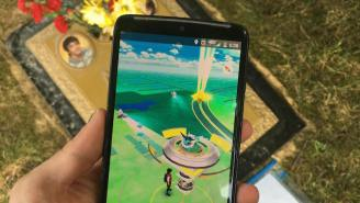 Finding A 'Pokémon Go' Gym At Your Dead Cousin's Grave Isn't As Creepy As It Sounds