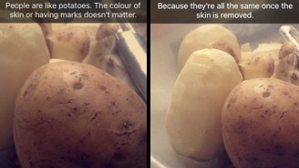 This Girl Has Some Very Deep Thoughts About Potatoes That Are Kind Of Hilarious