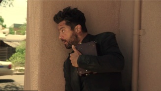 'Preacher' Is Ready To Hit The Road And Kick God's Ass In This Comic-Con Trailer