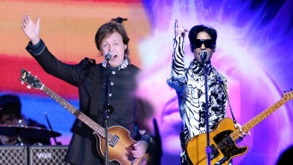 Read A Letter That Paul McCartney Wrote To Prince That Just Sold For Nearly $15,000