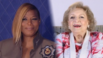 Betty White Does A Dramatic Reading Of Queen Latifah's 'U.N.I.T.Y' At VH1's 'Hip Hop Honors'