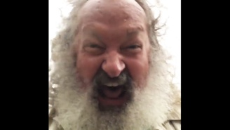 Randy Quaid Has A Shouty Message For Bernie Sanders And 'Emaillary' Clinton