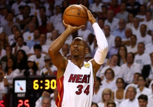 Ray Allen's Reps Recently Reached Out To The Warriors About A Possible Return, Per A Report