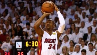 Those Ray Allen NBA Return Rumors Just Won't Die