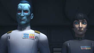 Thrawn Lives: All You Need To Know About 'Star Wars Rebels' From Star Wars Celebration